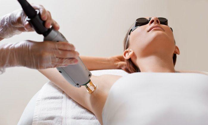 Лазерная эпиляция лица подготовка к процедуре в салоне